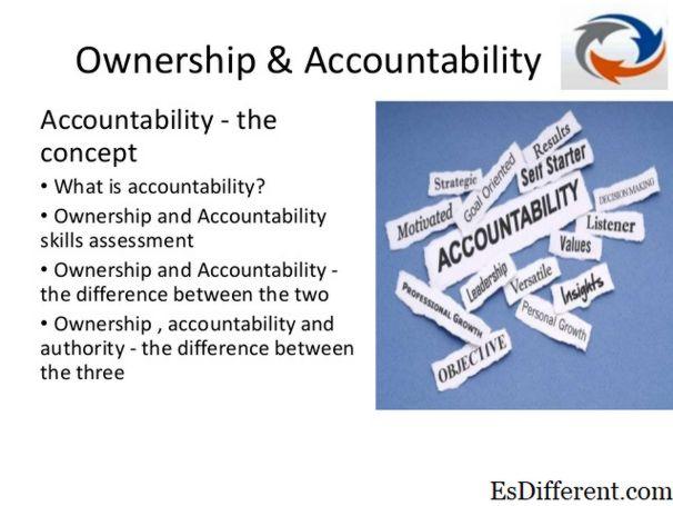 Vlastnictví a odpovědnost