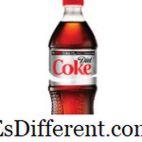 Différence entre le Coke Diète et le Coke Zero