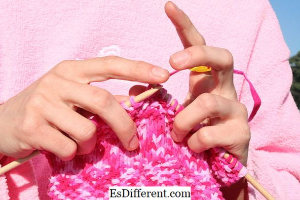 Differenza tra Knit e Crochet